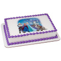 Frozen Sistersc ~ Edible Icing Image