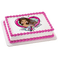 Barbie Party Princess ~ Edible Icing Image