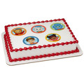 Daniel Tiger's Neighborhood: Grrrific ~ Edible Icing Image