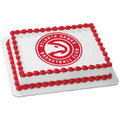 NBA Atlanta Hawks ~ Edible Icing Image