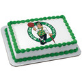 NBA Boston Celtics ~ Edible Icing Image