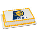 NBA Indiana Pacers ~ Edible Icing Image
