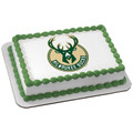 NBA Milwaukee Bucks ~ Edible Icing Image