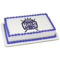 NBA Sacramento Kings ~ Edible Icing Image