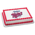 MLB Minnesota Twins ~ Edible Icing Image