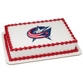 NHL Columbus Blue Jackets ~ Edible Icing Image