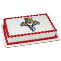 NHL Florida Panthers ~ Edible Icing Image