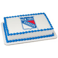 NHL New York Rangers ~ Edible Icing Image