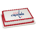 NHL Washington Capitals ~ Edible Icing Image