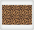 Leopard Print ~ Edible Icing Image