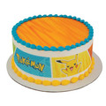 Pokémon: Catch Them All ~ Edible Icing Image Border Strips