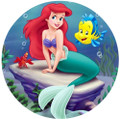 Little Mermaid Ariel Edible Icing Image