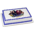 Descendants Edible Icing Image