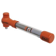 """Sealey Torque Wrench Insulated 3/8""""Sq Drive 5-25Nm"""