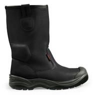 Scruffs Gravity Rigger Safety Boots - Black