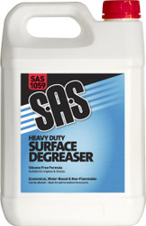 S.A.S Heavy Duty Surface Degreaser 5 Litre