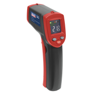 Sealey Infrared Laser Digital Thermometer -50°C To +400°C