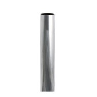 25mm Round Chrome Wardrobe Rail (Per 10 Pack)