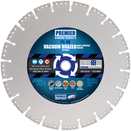 Vacuum Brazed Multi P5-VB Rescue Diamond Blade