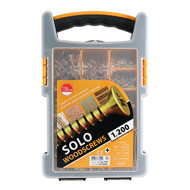 Solo Woodscrews - Mixed Tray Of 1200