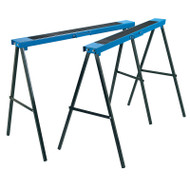 Draper 800mm Folding Work Trestles (Pair)