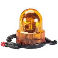 Draper 12v Magnetic Base Rotating Beacon