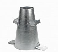 Metal Slump Cone 300 x 200 To 100mm
