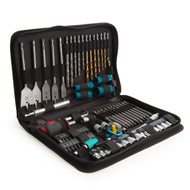 Makita Technicians Pouch Drill & Screwdriver Bit Set (79 Piece)
