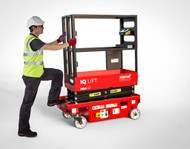 IQ Pro Lift 10 - 1.75m - 4.95m Battery Powered Lift