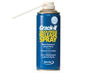 Arctic Crack-It Shock Freeze Release Spray 400ml