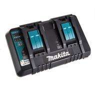 Makita DC18RD Dual Port Charger 7.2 - 18V
