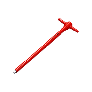 """ITL Insulated 1/2"""" Drive T Handle, 150mm"""