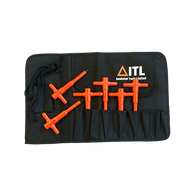ITL Insulated 6 Piece Hex Key Tool Set