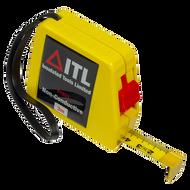 ITL Insulated 3 Metre Non Conductive Tape Measure