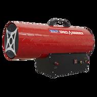 Space Warmer Propane Heater 102,000-170,000Btu/hr 230v