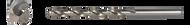 Heller HSS-G Super Twist Extra Long Drill Bits (Each)