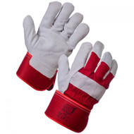Supertouch Elite Heavy Duty Rigger Gloves (Large)