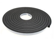 5mm Single Sided Adhesive Foam Tape 10 Metre Roll