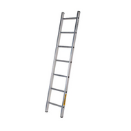 EN131 Single Section Aluminium Ladder