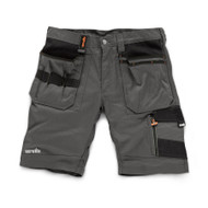 Scruffs Trade Shorts - Slate