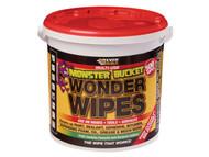 Everbuild Monster Wonder Wipes (Tub 500)