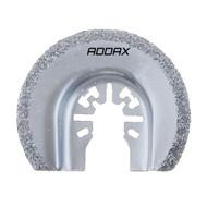 Multi-Tool Radial Blade Diamond Carbide Grit - Dia.65mm