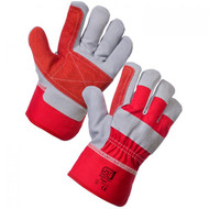 Supertouch Double Palm Rigger Gloves (Large)