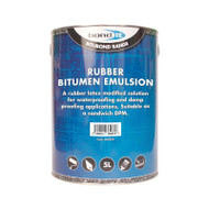 Bond-It Rubber Bitumen Emulsion 5 Litre Tin