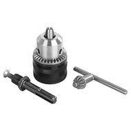 "Addex 1/2"" Chuck, Key & SDS Plus Adaptor Set"
