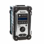 Makita DMR110 DAB/DAB+ 7.2-18V Jobsite Radio Blue (Body Only)