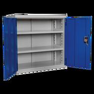 Industrial Cabinet 2 Shelf - 900 x 450 x 900mm