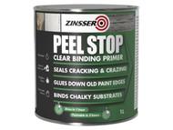 Zinsser Peel Stop® Clear Binding Primer Paint 1 litre
