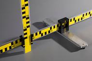 1 Metre Tarmac Defective Gauge