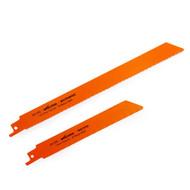 Evolution RAGE8 Multi Purpose & Steel Blade Set (Pack Of 2)